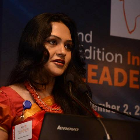 Leadership Insights: Interview With  Nabomita Mazumdar, Evangelist, TEDx Speaker