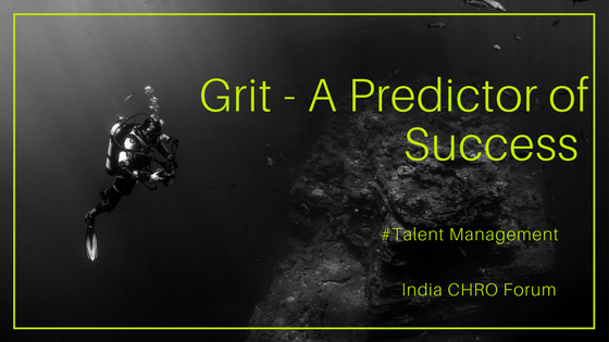 Grit - A Predictor of Success