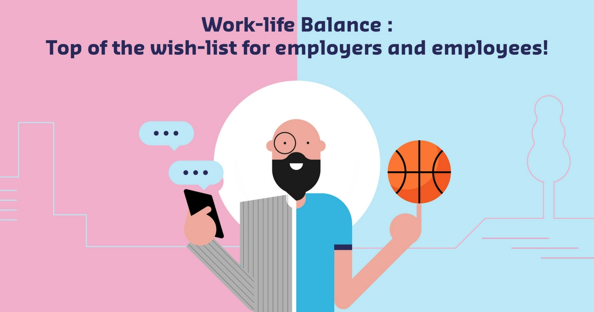 Top of The Wish-list For Employers and Employees!